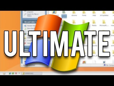 Windows XP Ultimate Edition - Overview & Demo