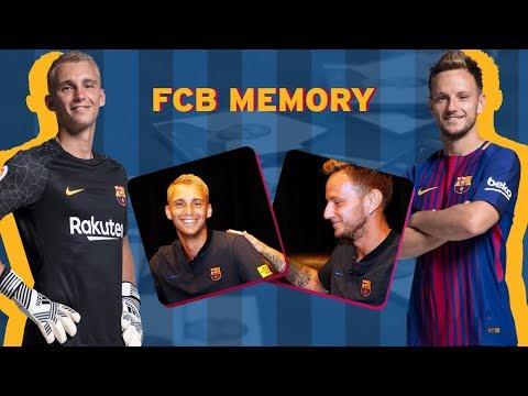 BARÇA MEMORY: Jasper Cillessen vs Ivan Rakitic