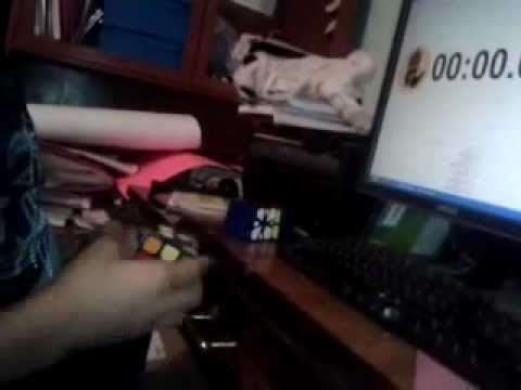 Rubik´s cube - 14.70 single