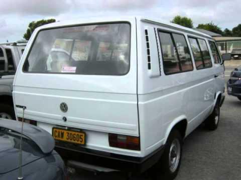 1992 volkswagen kombi 1 8 auto for sale on auto trader. Black Bedroom Furniture Sets. Home Design Ideas