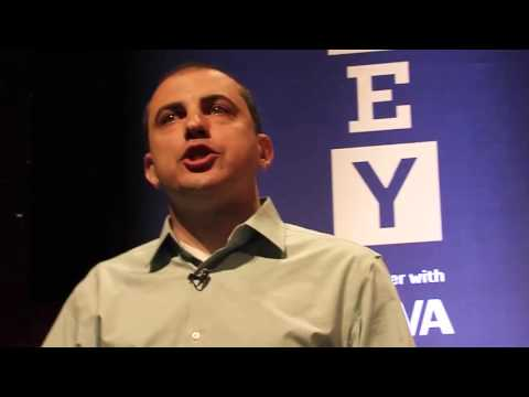 Andreas M Antonopoulos - Bitcoin is the real disruptor (Wired Money 2015)