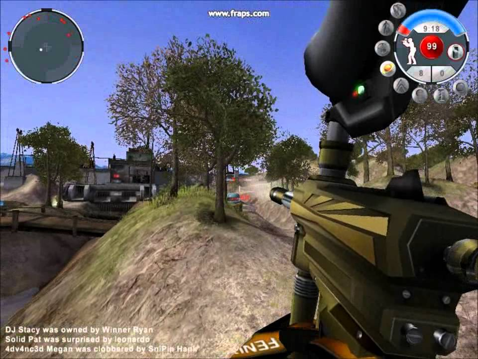 paintball online game
