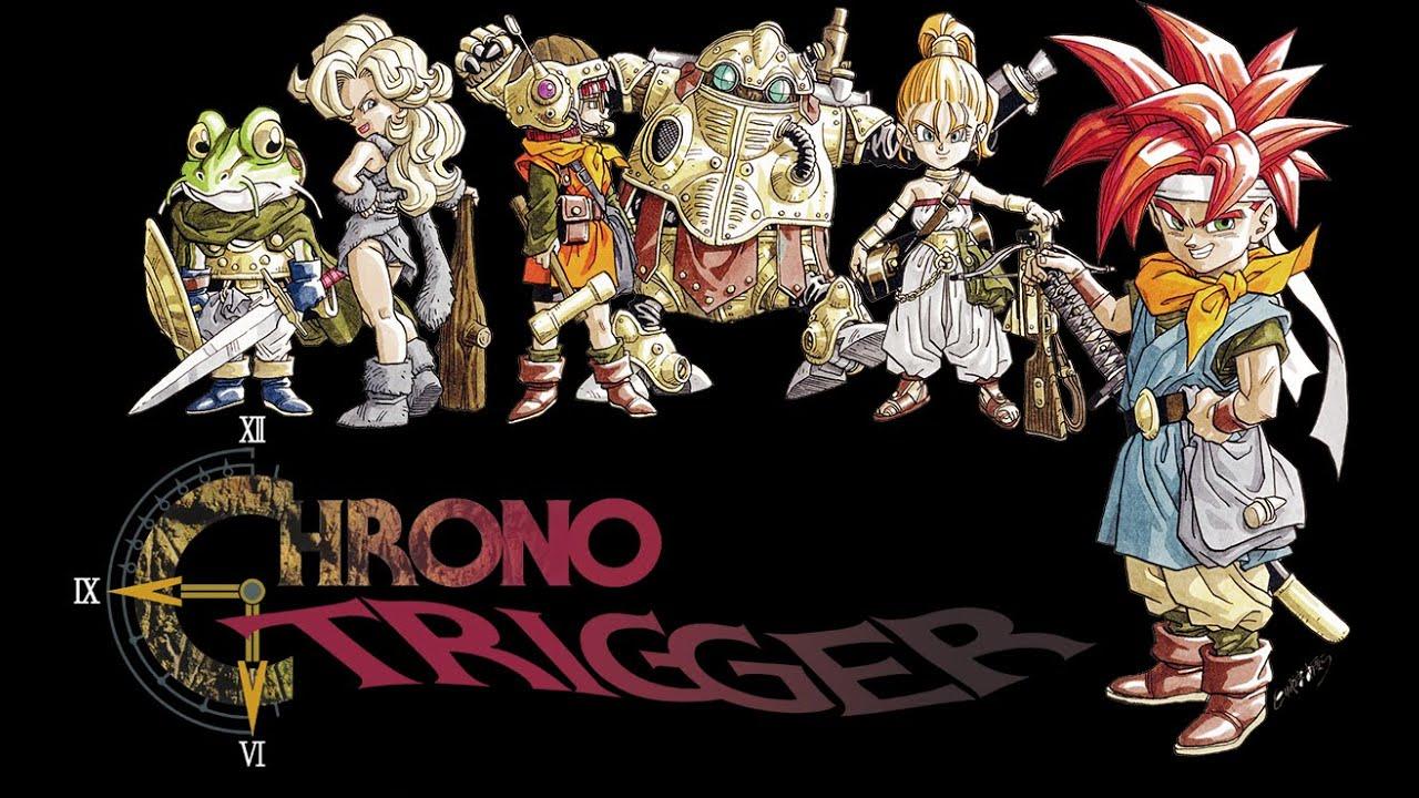 【クロノ・トリガー CHRONO TRIGGER】戦闘準備期間!黒の夢攻略×3 ...