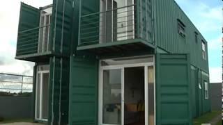 1º Condomínio de Container em PF