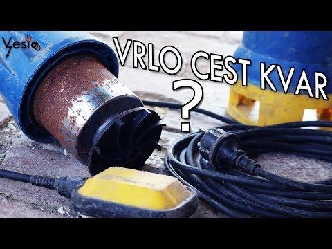 Kako popraviti vodenu pumpu ( vrlo cest kvar )