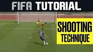 Improve Your Finishing Technique on FIFA 20