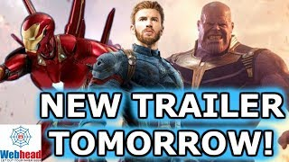 Avengers Infinity War Trailer 2 Coming Out Tomorrow! What Can We Expect? | Webhead