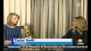 Video TAYLOR SWIFT -  PRIMERO NOTICIAS download MP3, 3GP, MP4, WEBM, AVI, FLV November 2017