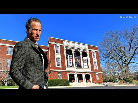 An Evening with Matthew Diffee At Hickory Museum of Art