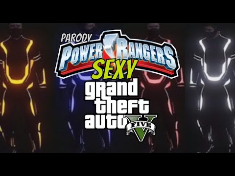 Power Rangers Sex Games