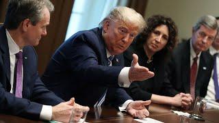 coronavirus Pandemic: President Trump Speaks on COVID-19 Response