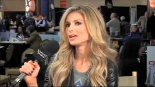 Marisa Miller at Superbowl XLV - Yahoo Sports
