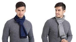 Товары на AliExpress обзор - модный мужской шарф