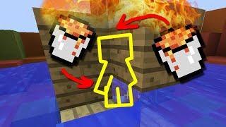 ПРОУЧИЛ ИГРОКА, КОТОРЫЙ ДОЛГО СИДЕЛ НА БАЗЕ! - (Minecraft Sky Wars)