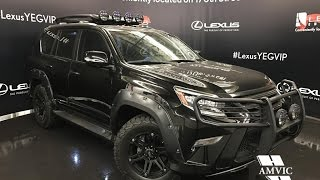 Executive Demo 2016 Black Lexus GX 460 4WD Custom Off Road Edition Review - Edmonton, Alberta