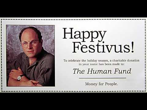 Festivus Feud : Allen Salkin Vs. Seinfeld Writer