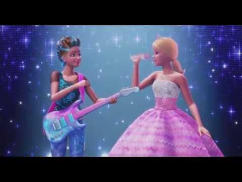 Barbie: Eine Prinzessin im Rockstar Camp - Trailer 1 (Deutsch / German)