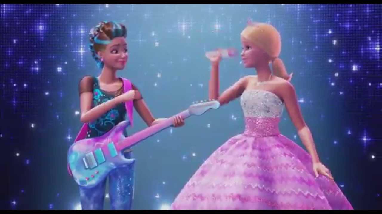 Barbie Eine Prinzessin Im Rockstar Camp Stream Deutsch