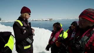 Experiencing Antarctica
