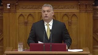 Orbán Viktor beiktatási beszéde - ECHO TV