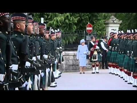 Balmoral Castle, Queen Elizabeth's Private Vacation Home