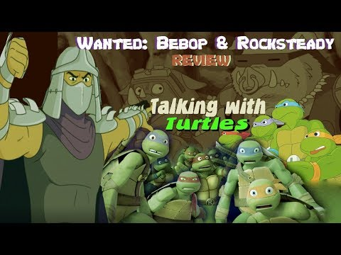 tmnt 2012 season 5 wanted bebop and rocksteady
