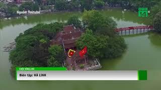 VTC14 | Hà Nội lấy ý kiến người dân về chỉnh trang khu vực Hồ Gươm