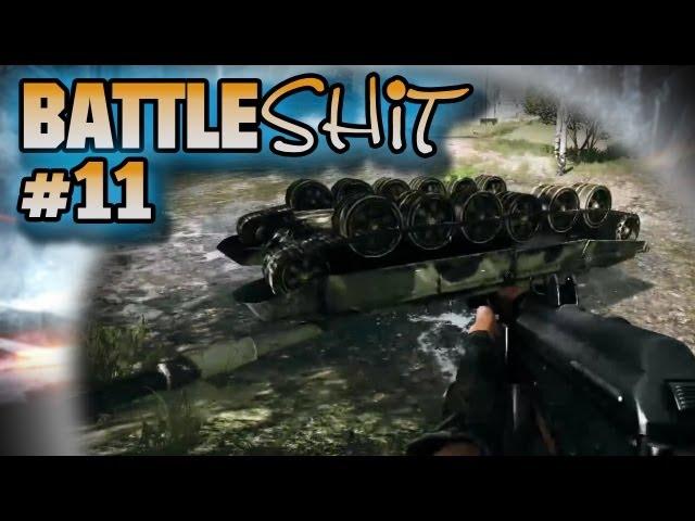 Battleshit #11 - Scheiße labern, Scheiße machen!