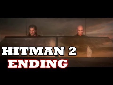 Hitman 2 - Ending Cinematic (