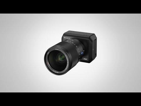 Sony Talks UMC-S3CA Ultra High Sensitivity 4K Camera at NAB 2017