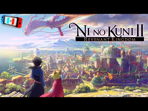 Ni no Kuni II Revenant Kingdom PRINCES EDITION | Ryujinx 1.0.7038 | 4K ( 3 X IR ) 60FPS Switch PC |