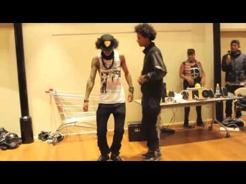 PART 2  MAS PRESENTS LES TWINS AUSTRALIAN WORKSHOP TOUR  ADELAIDE PART 2 2