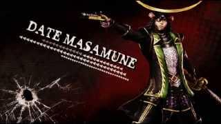 Date Masamune (Hiyama Nobuyuki) - Amakakeru Ryuu No Gotoku