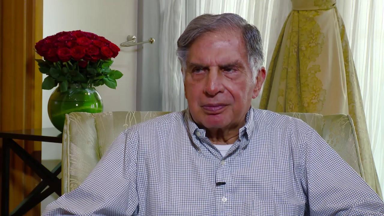 Oral History of Ratan Tata - YouTube