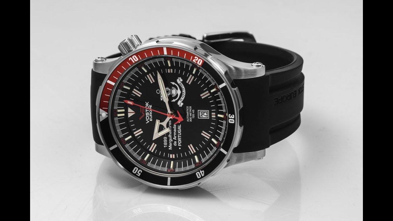 b3eb9dcc516 Relógio dos Mergulhadores da Armada - YouTube