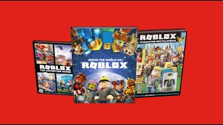 UNBOXING-official ROBLOX books!!! And English?