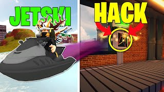 [FULL GUIDE] JAILBREAK ROBLOX JETSKI! JAILBREAK POWER PLANTS ROBBERY| STEAL URANIUM! +GLITCH