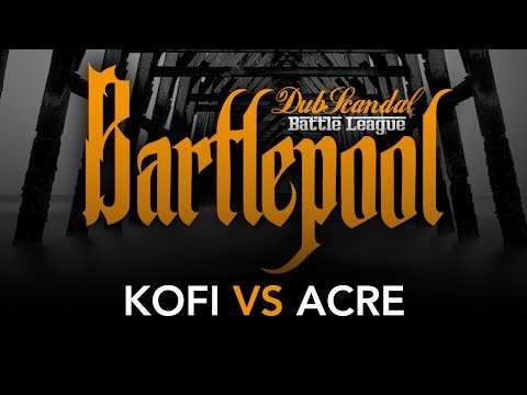 KOFI VS ACRE | DubScandal Rap Battle