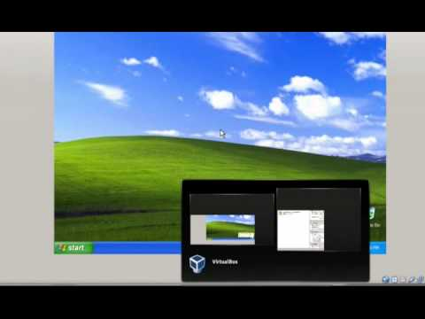 How To Dual Boot Windows XP And Linux - Linux Installed First