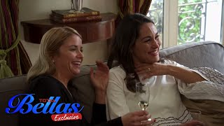 GHOST PARTY in the HAUNTED CHATEAU | Total Bellas Exclusive