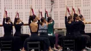 BOLERO, coreografía de Rafael Aguilar