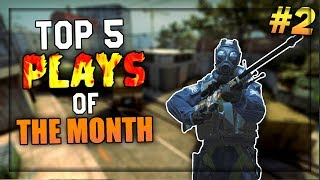 Top 5 Plays of The Month #2 (JULI 2018)