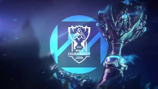 zedd ignite finals remix worlds 2016   league of legends