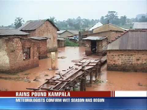 Kampala Rains