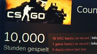 Download lagu 10 000 HOURS CS GO biBa still not VAC banned MP3