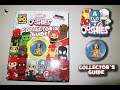 Marvel Ooshies Collectors Guide Book with Limited Edition Golden Spider Man | Birdpoo Reviews