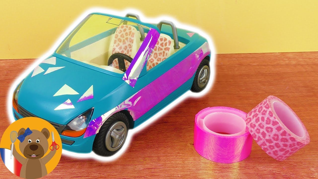Populaire Playmobil DIY - Idée pour décorer sa voiture Playmobil | Pimp my  OM96
