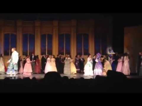 Gavotte/Ten Minutes Ago from Cinderella- Enchanted version.