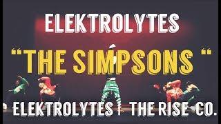 "Elektrolytes ""The Simpsons"""
