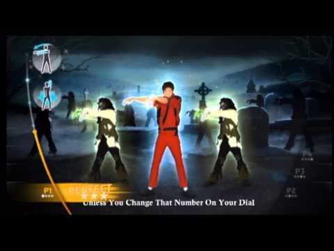 Видео: Michael Jackson The Experience - Thriller 5 STARS Higher Quality Re-upload